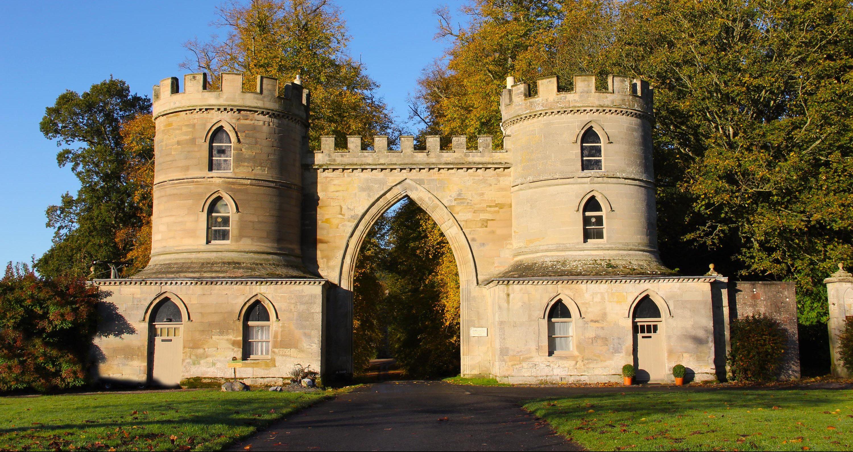 Pavilion Lodge - Duns Castle Holiday Cottages