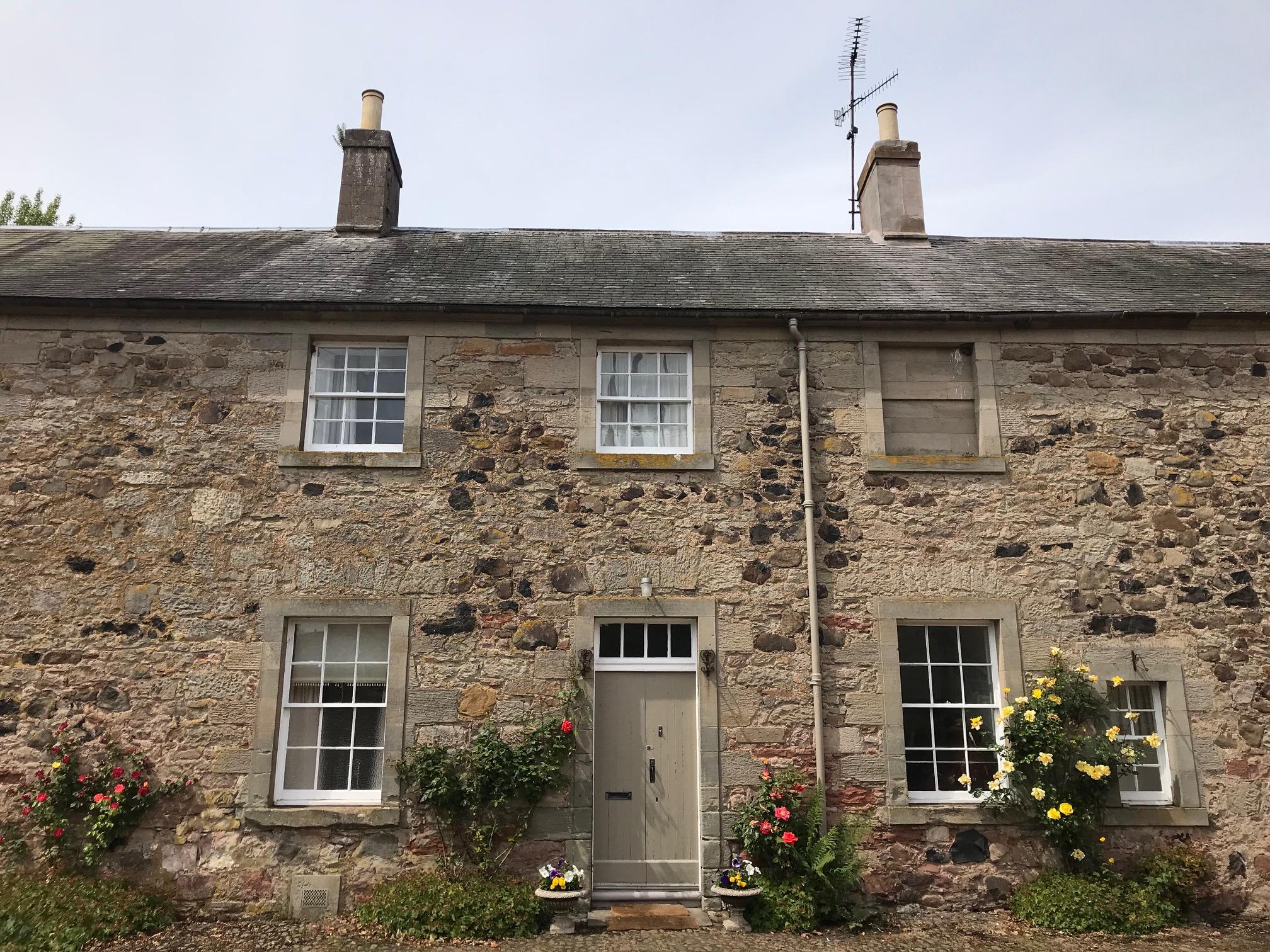 Rose Cottage - Duns Castle Holiday Cottages
